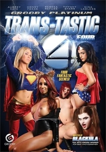 Trans Tastic Four (2016) Porn Movie HD